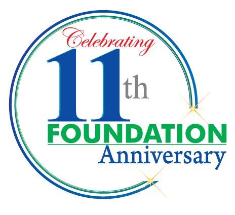 11th foundation anniversary