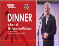 Dinner-banner